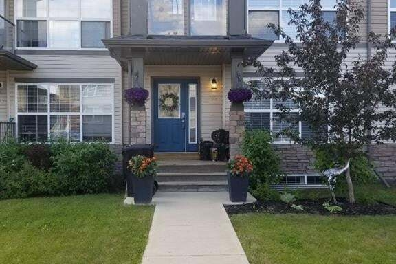 Townhouse for sale at 400 Sparrow Hawk Dr Fort Mcmurray Alberta - MLS: FM0186251
