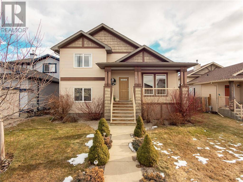 House for sale at 400 Thyrza Burkitt Li N Lethbridge Alberta - MLS: ld0186605
