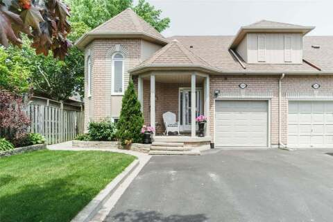 Townhouse for sale at 400 Woodmount Dr Oshawa Ontario - MLS: E4783540