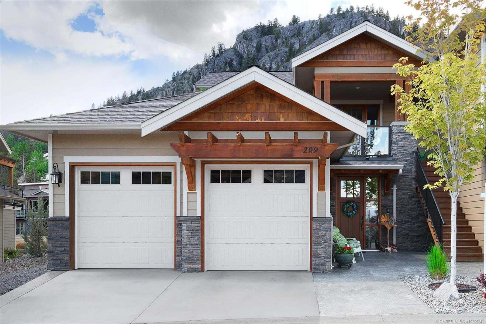 Townhouse for sale at 4000 Redstone Cres Peachland British Columbia - MLS: 10205349