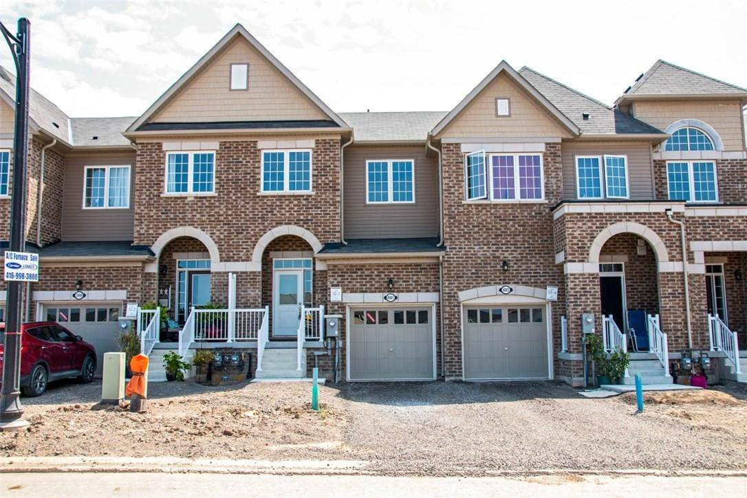Townhouse for sale at 4001 Fracchioni Dr Beamsville Ontario - MLS: H4060886