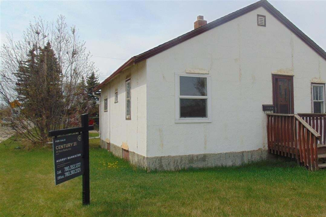 House for sale at 4002 52 St Wetaskiwin Alberta - MLS: E4196328