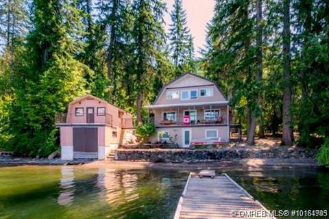 House for sale at 4003 Eagle Bay Rd Eagle Bay British Columbia - MLS: 10181793