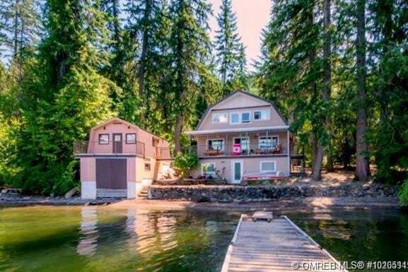 House for sale at 4003 Eagle Bay Rd Eagle Bay British Columbia - MLS: 10205111