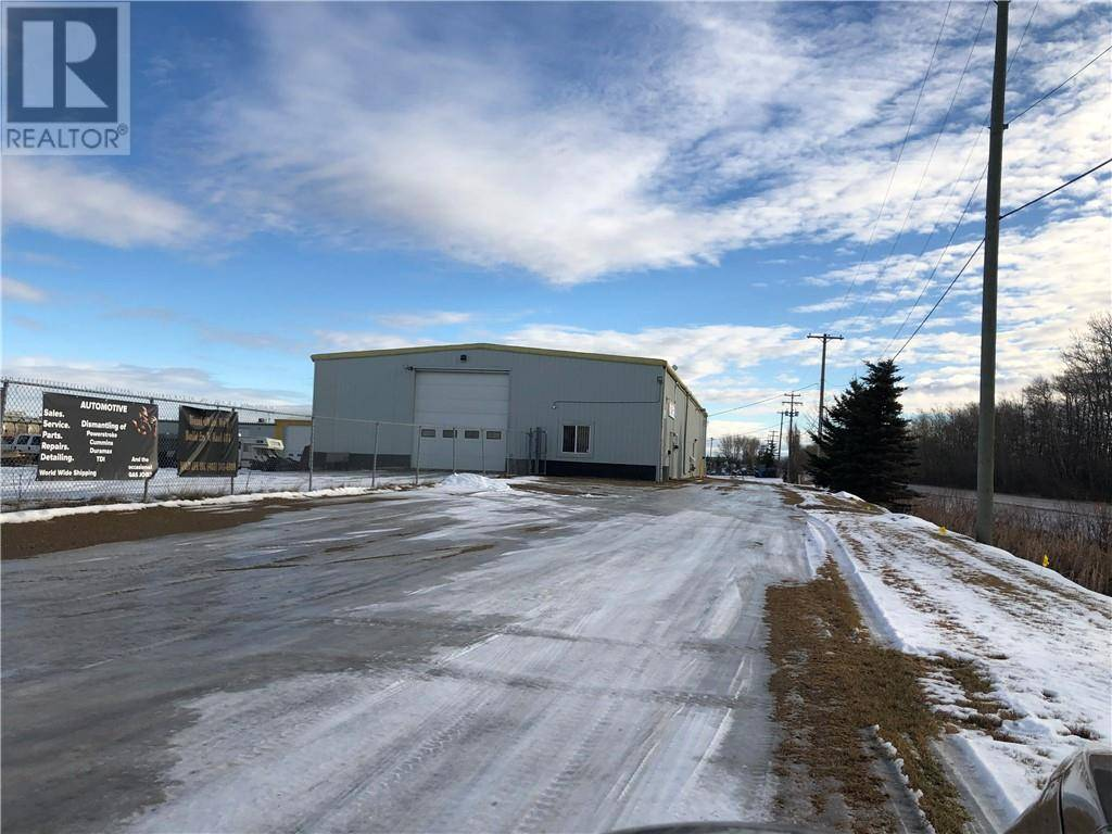 Commercial property for lease at 4004 Landry Ave Red Deer County Alberta - MLS: ca0174840