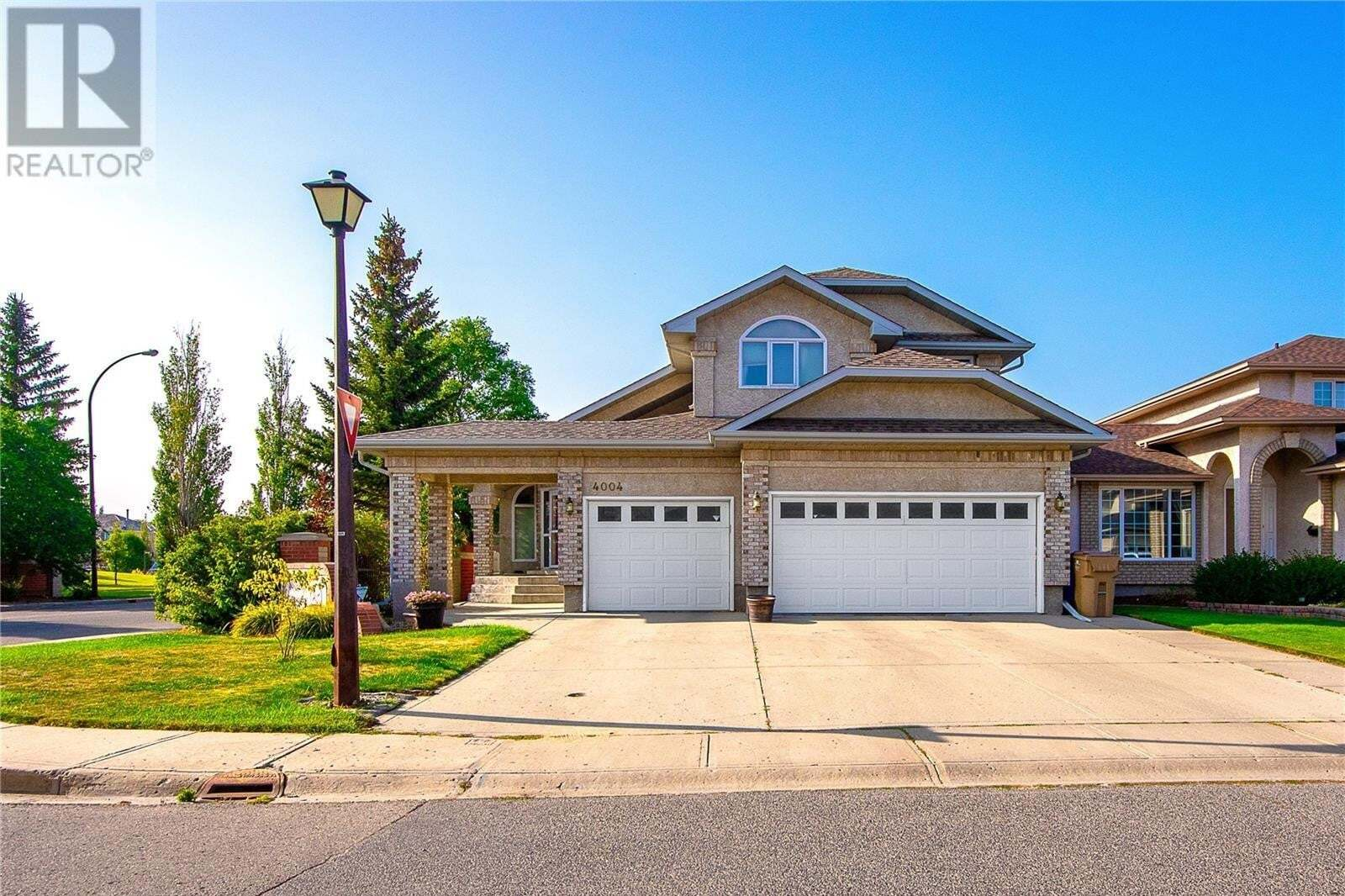 House for sale at 4004 Wascana Ridge By Regina Saskatchewan - MLS: SK827304