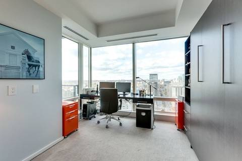 Apartment for rent at 180 University Ave Unit 4005 Toronto Ontario - MLS: C4393558