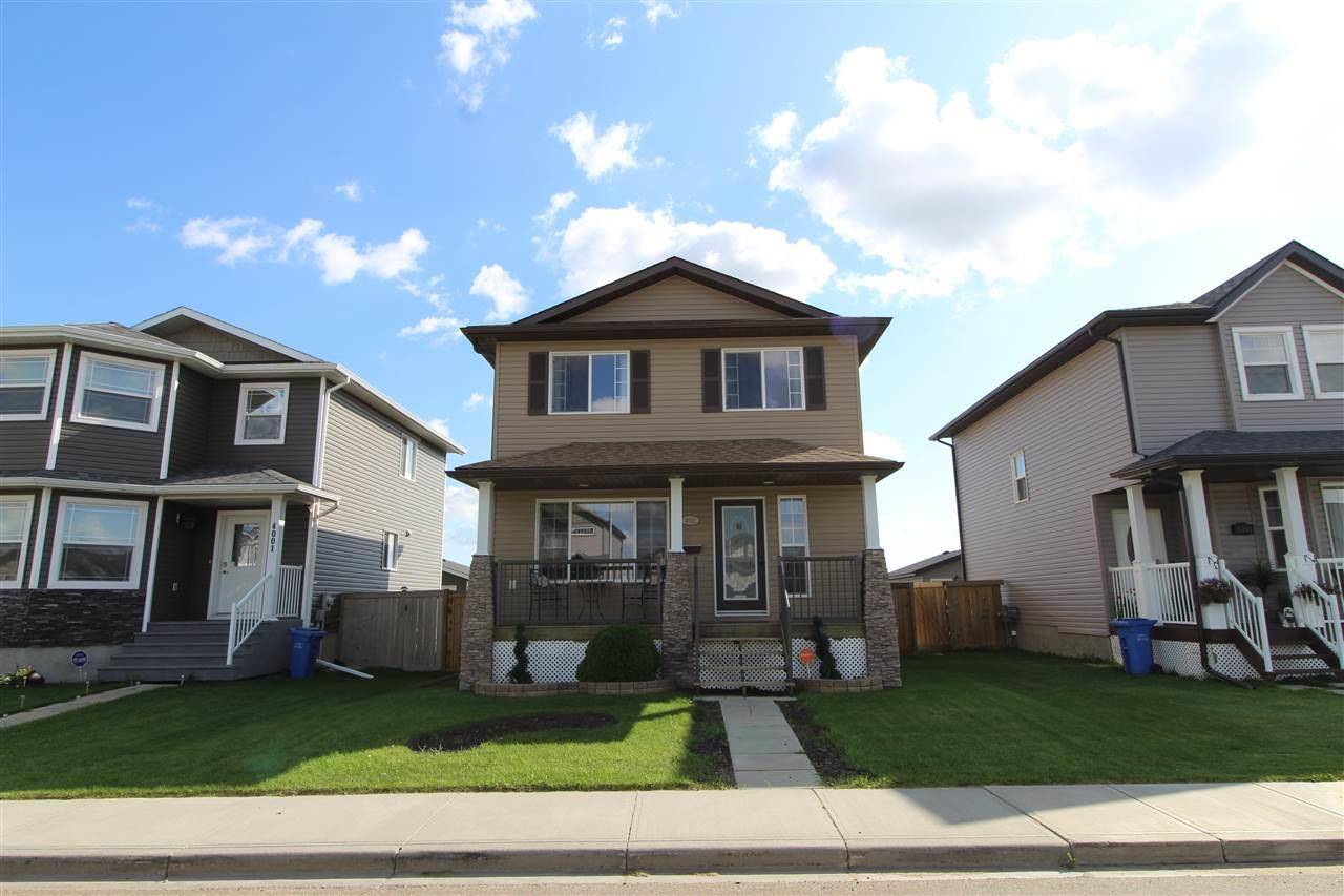 House for sale at 4005 56 Ave Wetaskiwin Alberta - MLS: E4185870