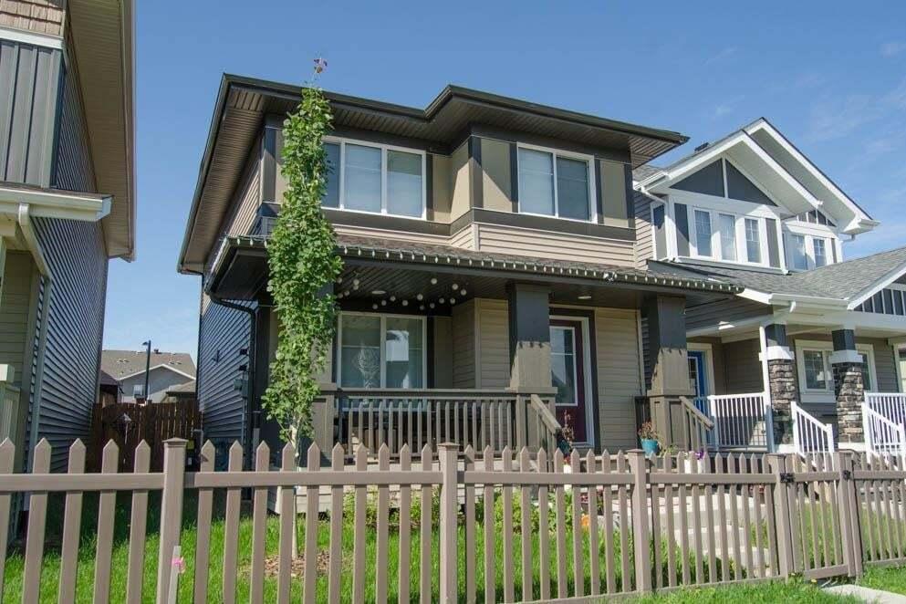 House for sale at 4005 Prowse Ln SW Edmonton Alberta - MLS: E4204141