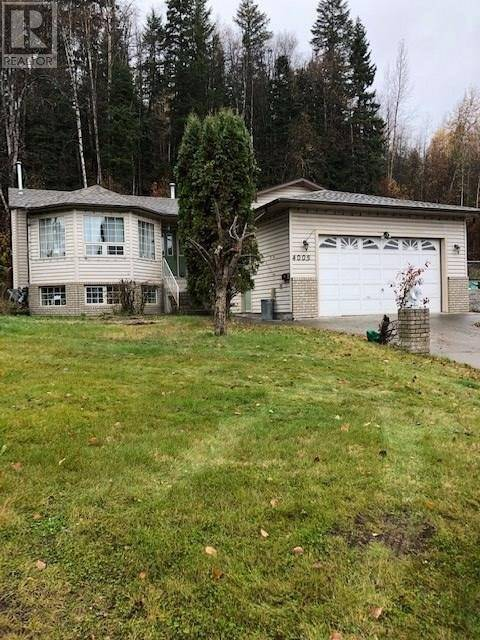 House for sale at 4005 Westwood Dr Prince George British Columbia - MLS: R2414699