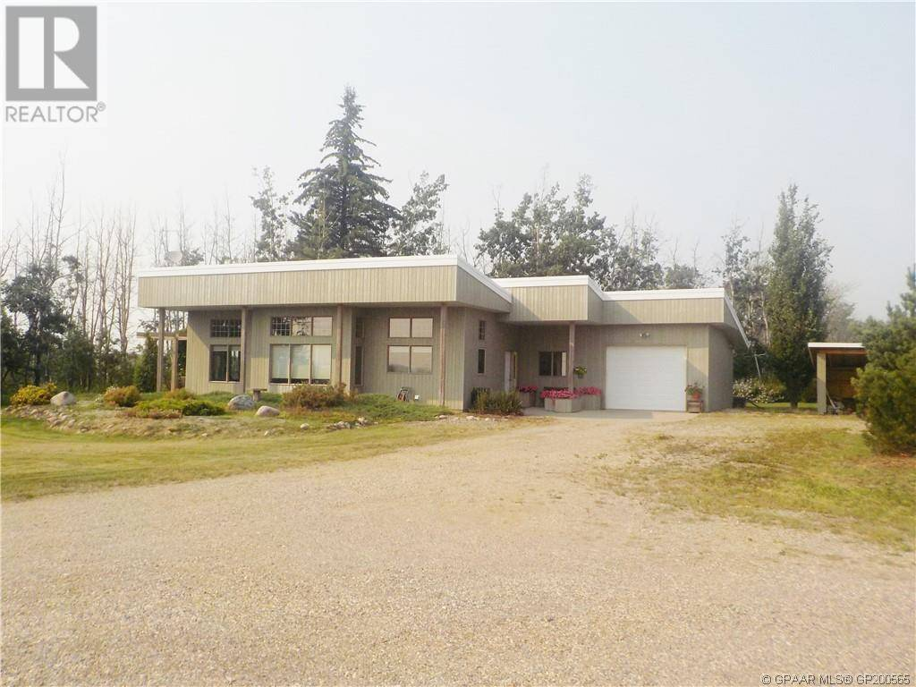 House for sale at 40050 Township Road 804  Fairview, Md Alberta - MLS: GP200565
