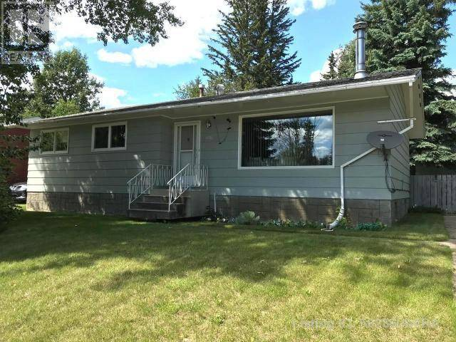 House for sale at 4006 4 Ave Edson Alberta - MLS: 50286