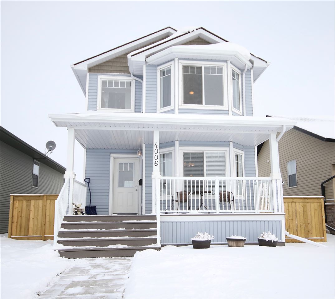 For Sale: 4006 56 Avenue, Wetaskiwin, AB | 4 Bed, 3 Bath House for $279,900. See 20 photos!