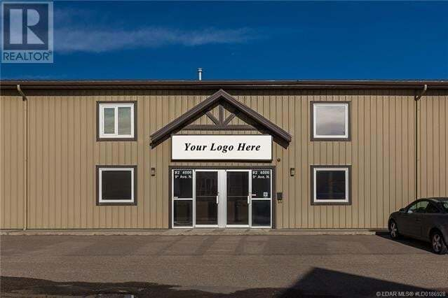 Commercial property for sale at 4006 9 Ave North Lethbridge Alberta - MLS: LD0186928