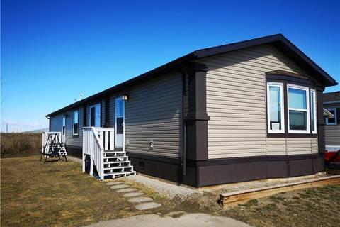 House for sale at 4006 Applewood Rd Unit 22 Coaldale Alberta - MLS: LD0160885