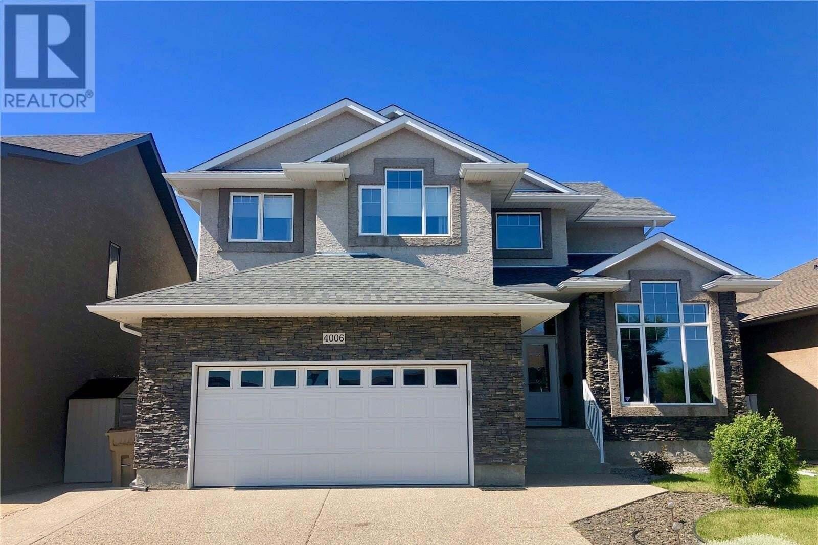 House for sale at 4006 Goldfinch Wy Regina Saskatchewan - MLS: SK815225