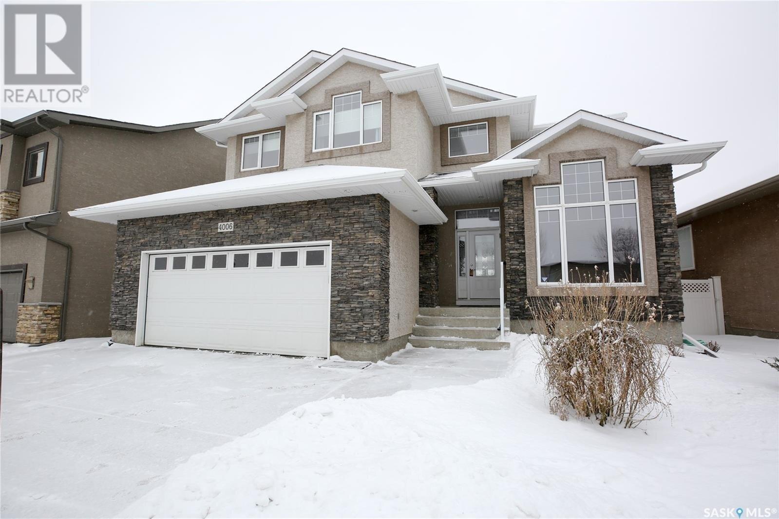House for sale at 4006 Goldfinch Wy Regina Saskatchewan - MLS: SK834270