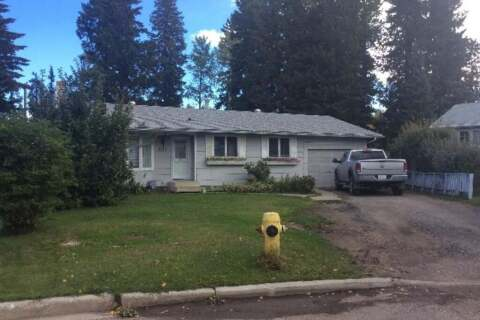 House for sale at 4007 5 Ave Edson Alberta - MLS: A1017358