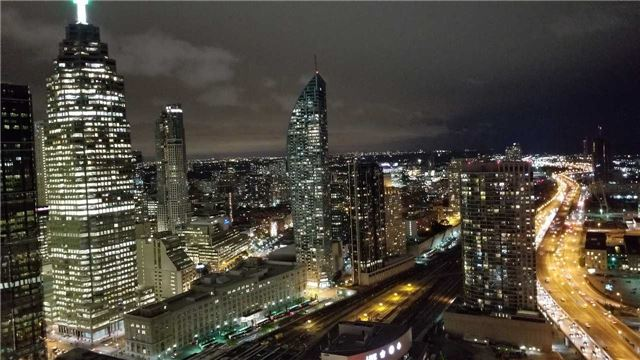 For Sale: 4007 - 65 Bremner Boulevard, Toronto, ON | 1 Bed, 1 Bath Condo for $449,900. See 8 photos!