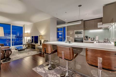 Condo for sale at 777 Richards St Unit 4007 Vancouver British Columbia - MLS: R2344738