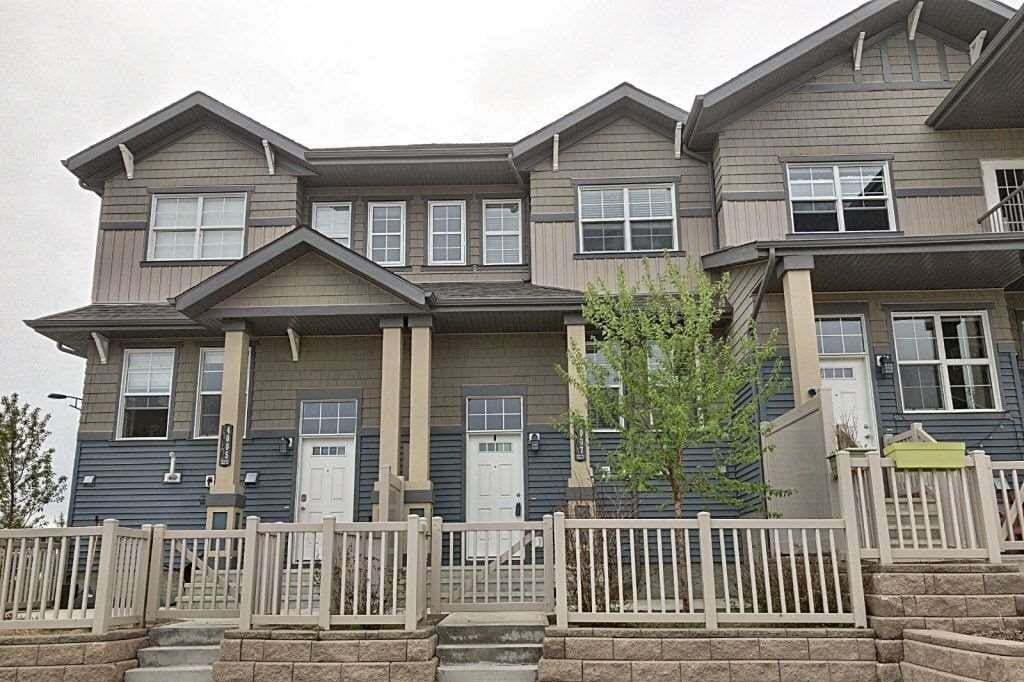 Townhouse for sale at 4007 Orchards Dr SW Edmonton Alberta - MLS: E4199004