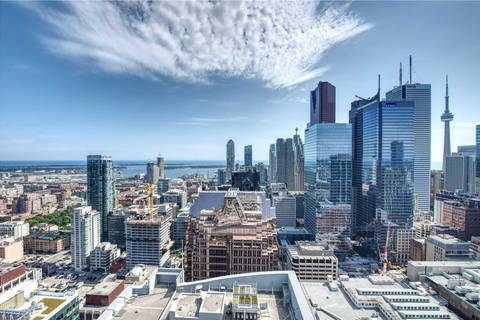 Apartment for rent at 197 Yonge St Unit 4008 Toronto Ontario - MLS: C4550325