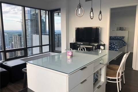 Apartment for rent at 5 St Joseph St Unit 4008 Toronto Ontario - MLS: C4555735