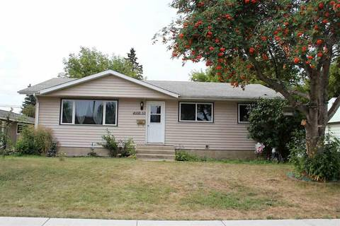 House for sale at 4008 53 St Wetaskiwin Alberta - MLS: E4150360