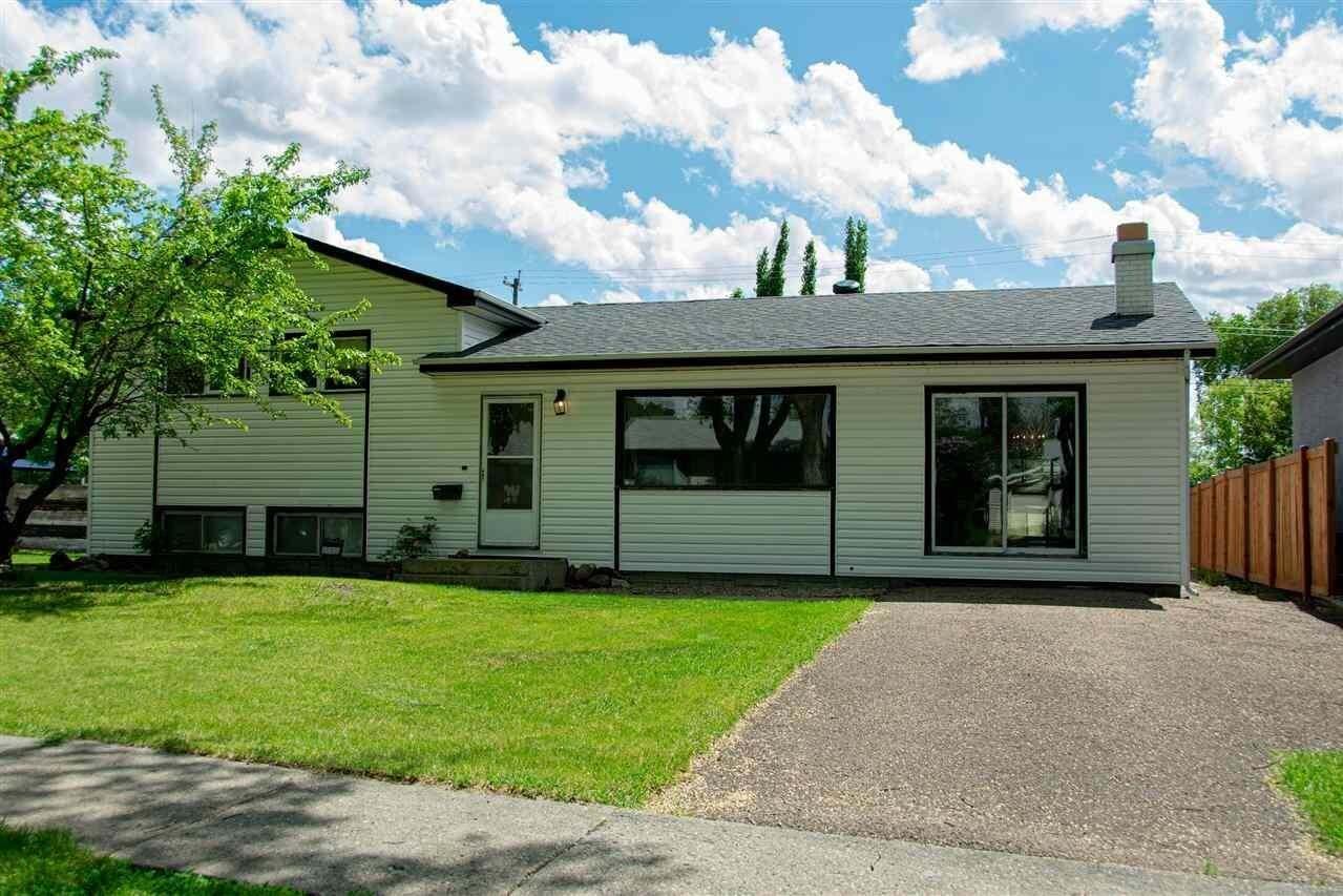 House for sale at 4009 112 Av NW Edmonton Alberta - MLS: E4200854