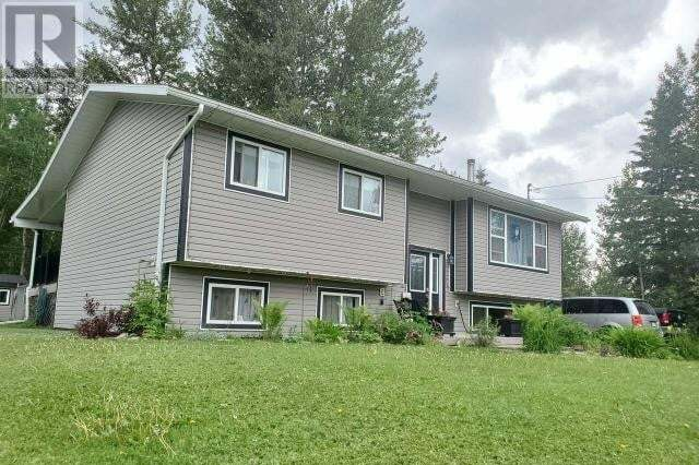 House for sale at 4009 52a Ave Chetwynd British Columbia - MLS: 184319