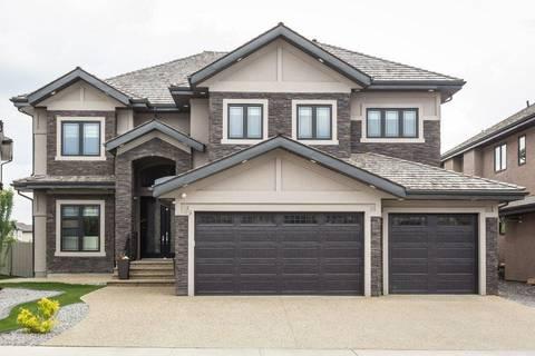 House for sale at 4009 Westcliff Pl Sw Edmonton Alberta - MLS: E4162104