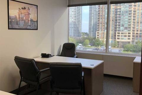 Commercial property for lease at 50 Burnhamthorpe Rd Apartment 401-03 Mississauga Ontario - MLS: W4427396