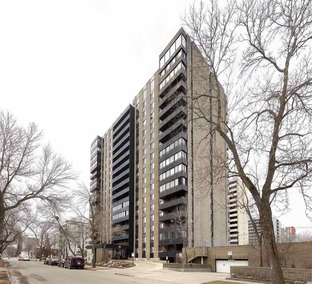 Condo for sale at 10160 115 St Nw Unit 401 Edmonton Alberta - MLS: E4164807
