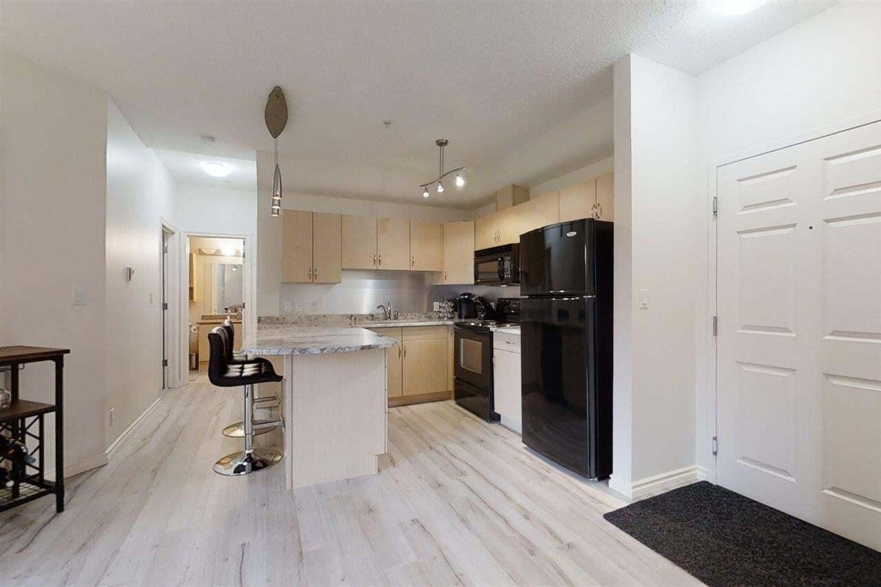 Condo for sale at 10235 112 St NW Unit 401 Edmonton Alberta - MLS: E4213724