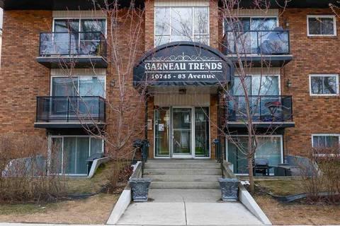 Condo for sale at 10745 83 Ave Nw Unit 401 Edmonton Alberta - MLS: E4155072