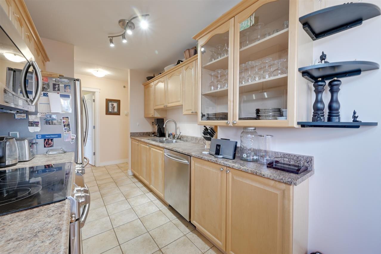 Condo for sale at 11207 116 St NW Unit 401 Edmonton Alberta - MLS: E4201629