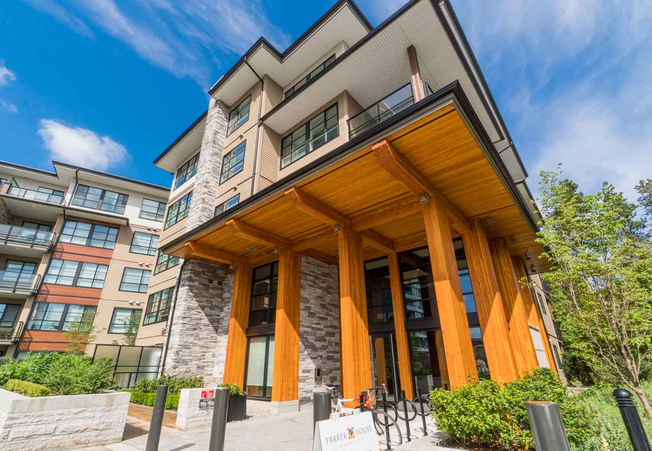 Sold: 401 - 1151 Windsor Mews, Coquitlam, BC