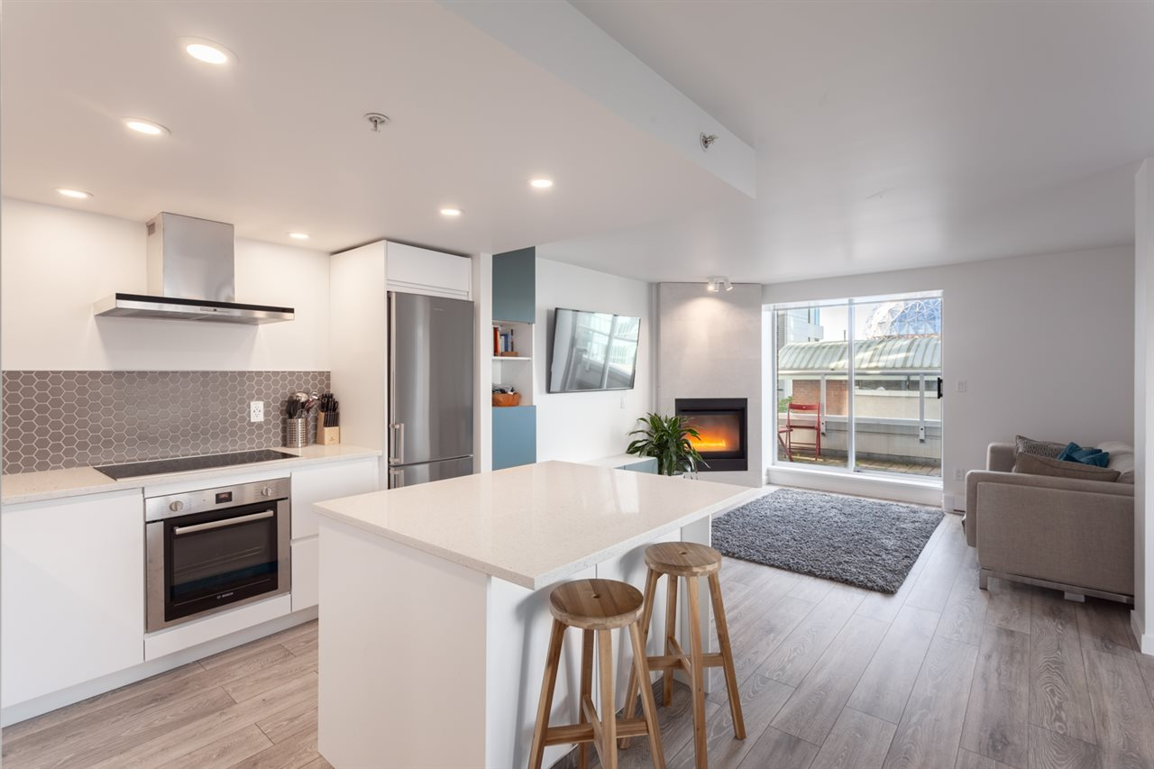 Buliding: 1255 Main Street, Vancouver, BC