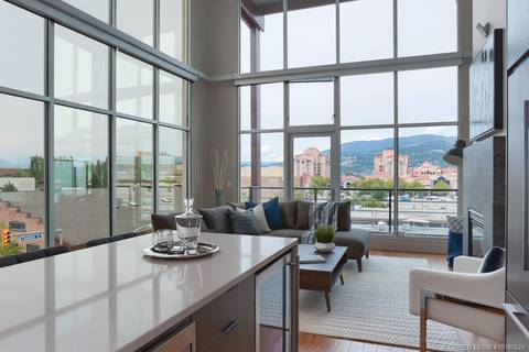 Condo for sale at 1289 Ellis St Unit 401 Kelowna British Columbia - MLS: 10185629