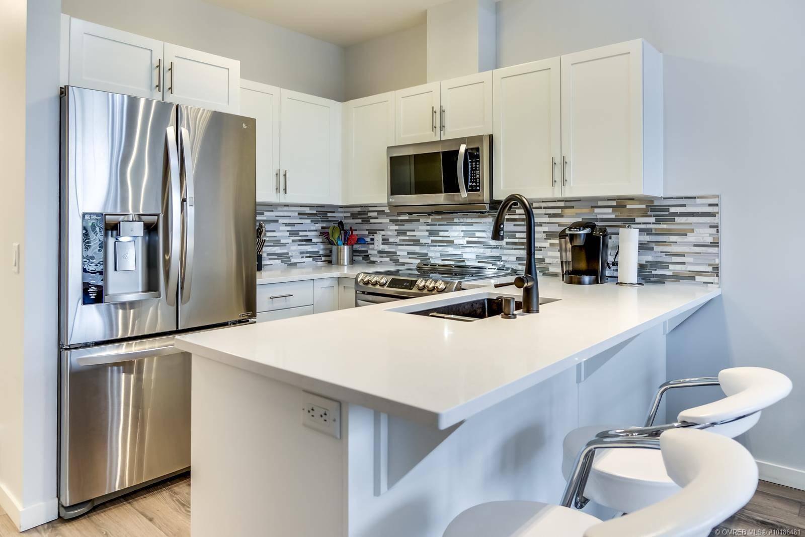 Condo for sale at 1350 Ridgeway Dr Unit 401 Kelowna British Columbia - MLS: 10186481