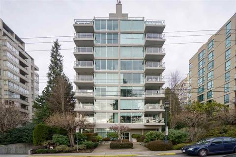 Condo for sale at 1455 Duchess Ave Unit 401 West Vancouver British Columbia - MLS: R2422734