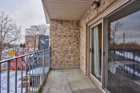 Condo for sale at 1522 King St Unit 401 Kitchener Ontario - MLS: X4655055