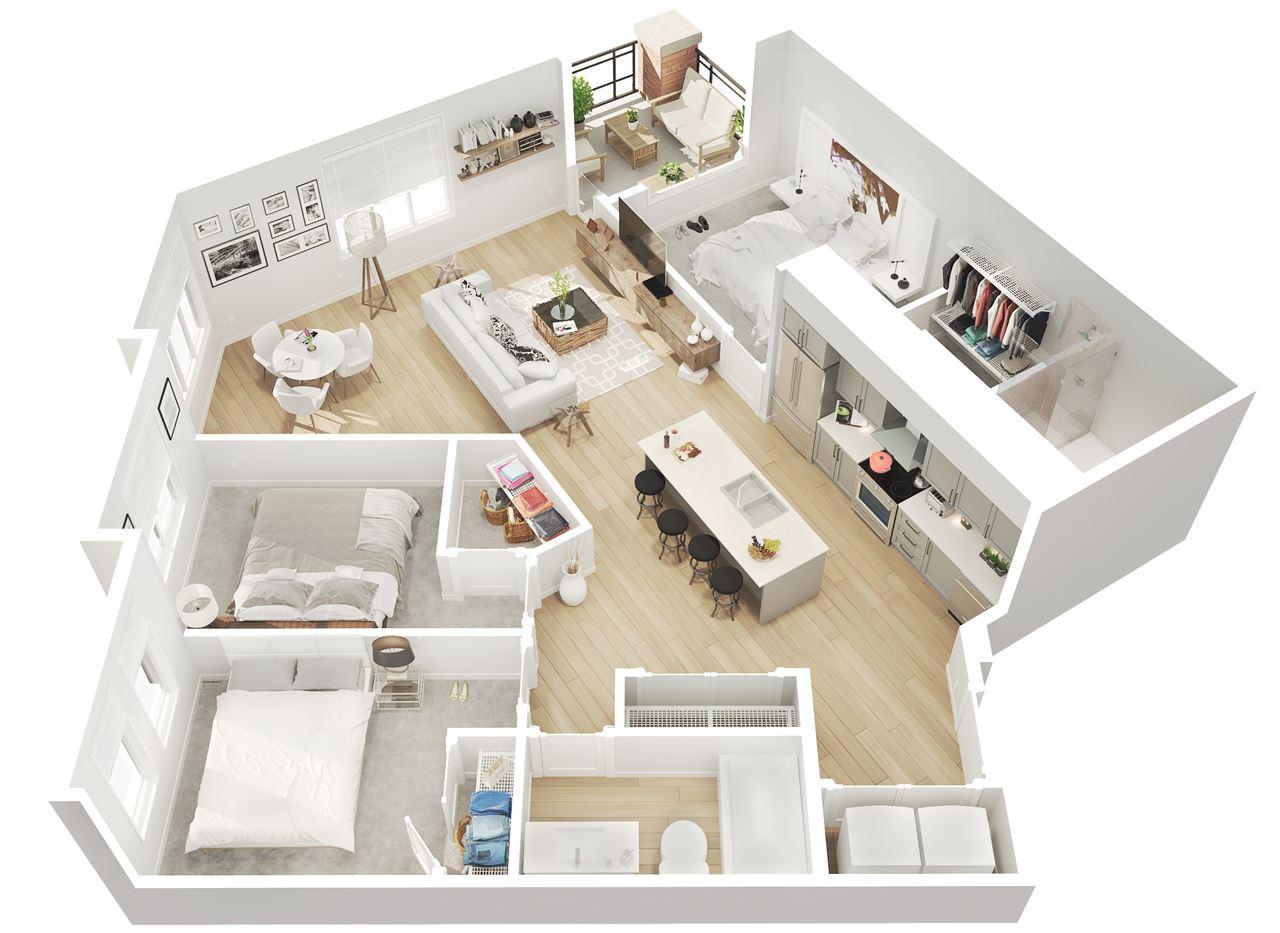 For Sale: 401 - 15436 31 Avenue, Surrey, BC | 3 Bed, 2 Bath Condo for $639,900. See 13 photos!