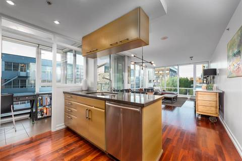 Condo for sale at 1690 8th Ave W Unit 401 Vancouver British Columbia - MLS: R2439180