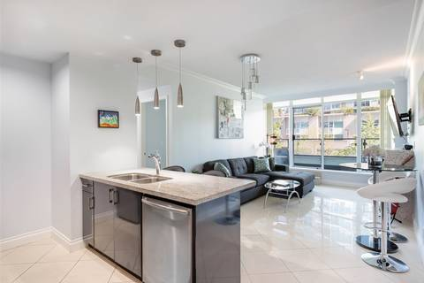 Condo for sale at 172 Victory Ship Wy Unit 401 North Vancouver British Columbia - MLS: R2381191