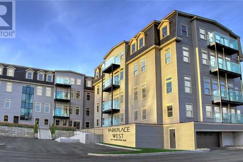 House for sale at 181 Hamilton Ave Unit 401 St. John's Newfoundland - MLS: 1196265