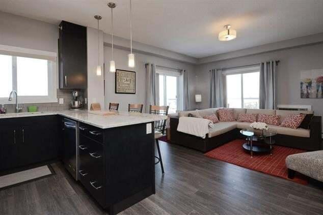 Condo for sale at 2229 44 Av NW Unit 401 Edmonton Alberta - MLS: E4212851