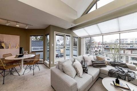 Condo for sale at 2287 3rd Ave W Unit 401 Vancouver British Columbia - MLS: R2448791