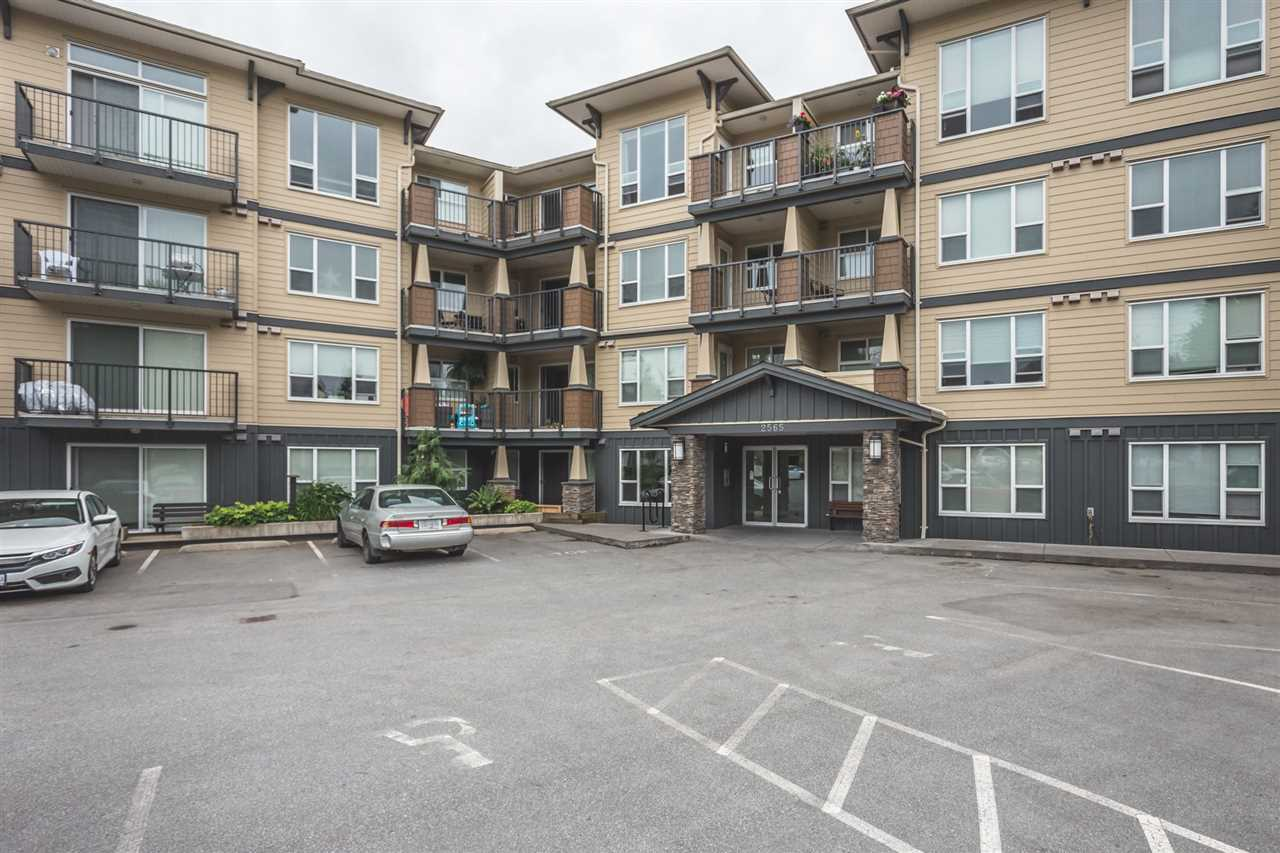 Sold: 401 - 2565 Campbell Avenue, Abbotsford, BC