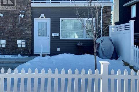 Townhouse for sale at 275 Pringle Ln Unit 401 Saskatoon Saskatchewan - MLS: SK799729